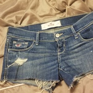 HOLLISER Jean shorts